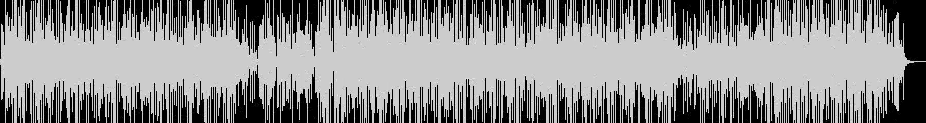 バカンスイメージのレゲェポップ Cの未再生の波形