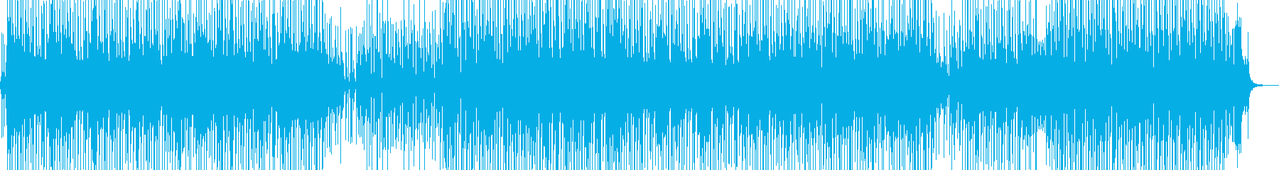 Reggae Pop of Vacation Image C's reproduced waveform