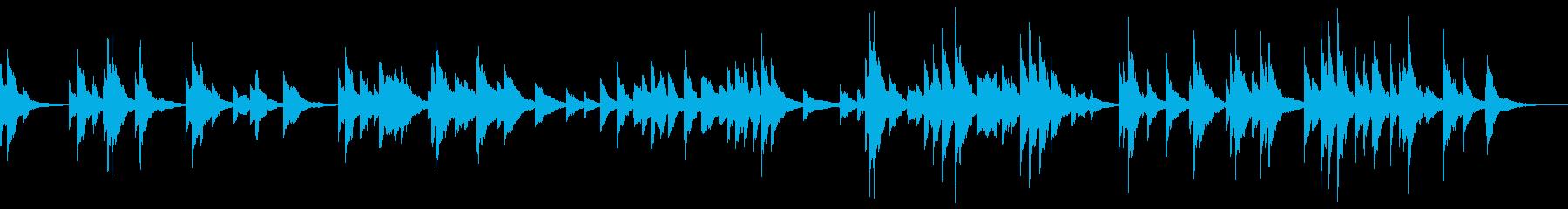 スパースインストゥルメンテーション...の再生済みの波形