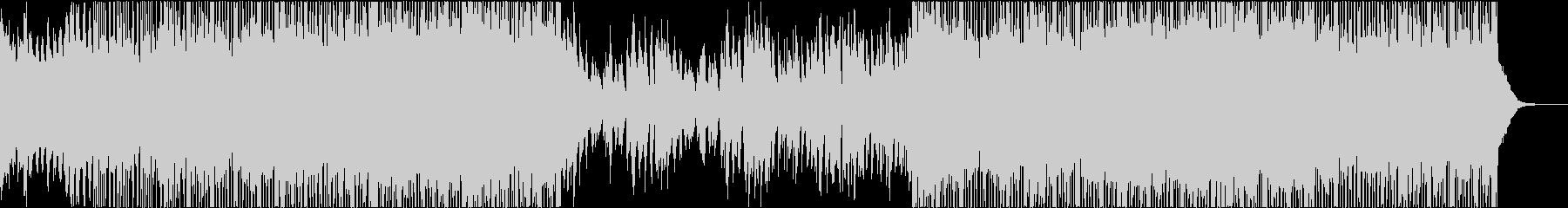 和風 シリアス 琴 和楽器 ダブステップの未再生の波形