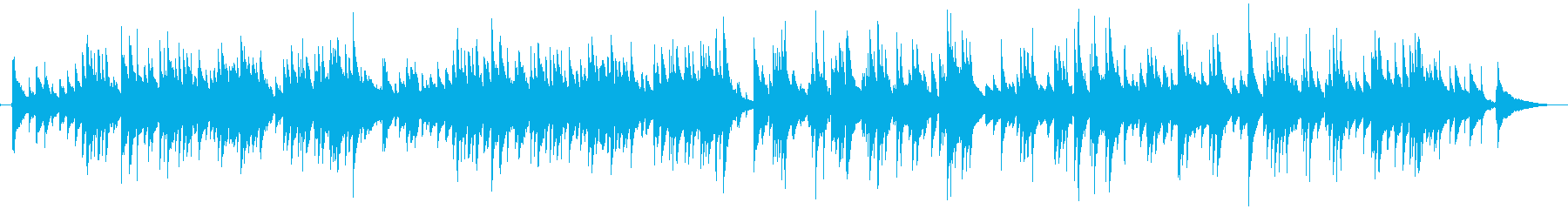 伝統的 ジャズ ビバップ フュージ...の再生済みの波形