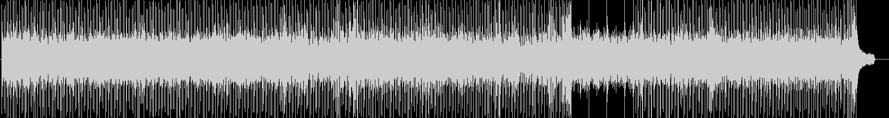 キラキラ12弦アルペジオのアコギロックの未再生の波形