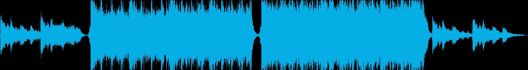 電気音響シンフォニー クラシック交...の再生済みの波形