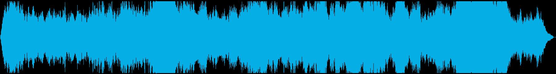 PADS 悪い夢01の再生済みの波形