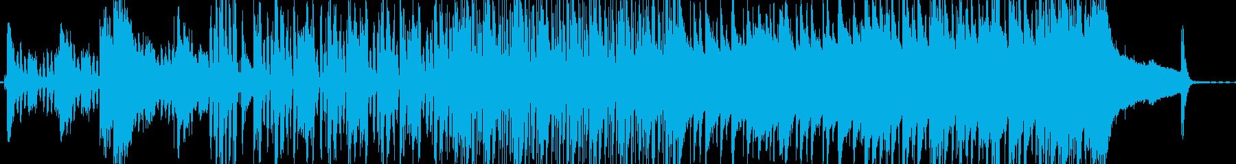 変拍子 プログレジャズ ピアノトリオの再生済みの波形
