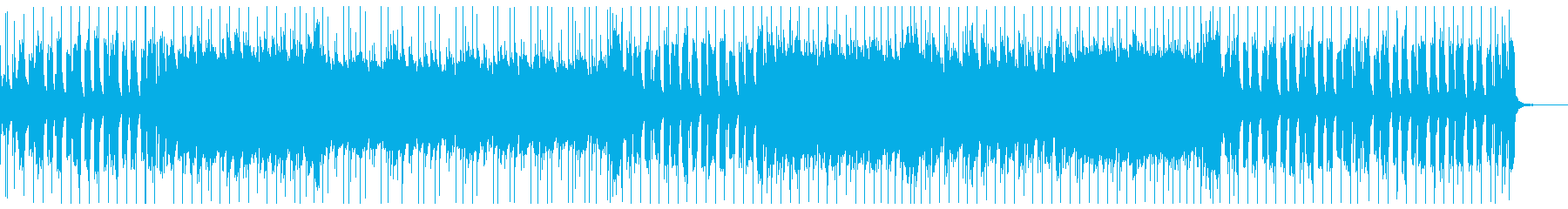 軽快で爽やかなギターポップスロックの再生済みの波形