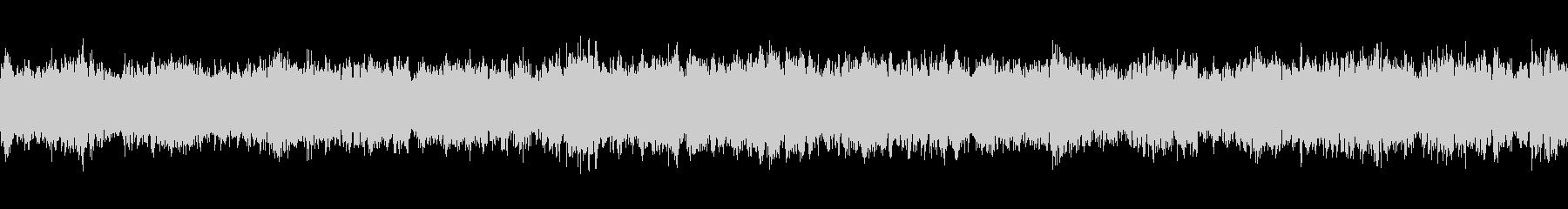 リラクゼーションの30秒ループの未再生の波形