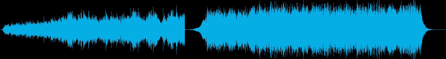 明るくどこか切ないPianoアンビエントの再生済みの波形
