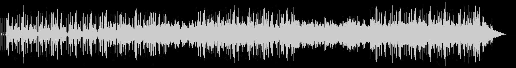 作業用BGM のんびりチルホップの未再生の波形