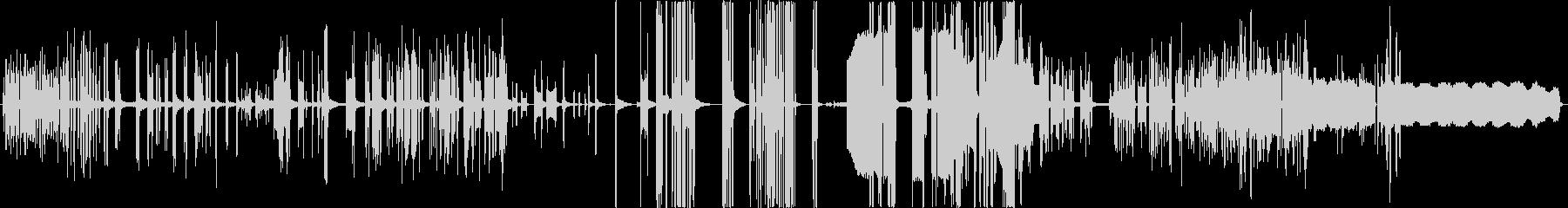 GUITAR AMPLIFIER:...の未再生の波形