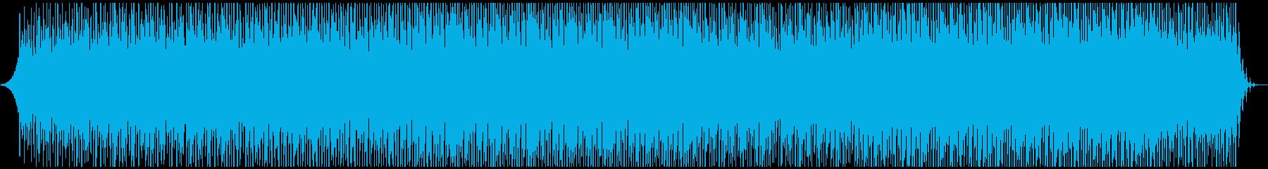 企業VP系ピアノでポジティブ爽やかポップの再生済みの波形