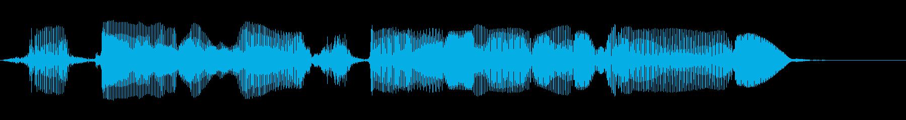 ティーンメスB:ハッピーアニバーサ...の再生済みの波形