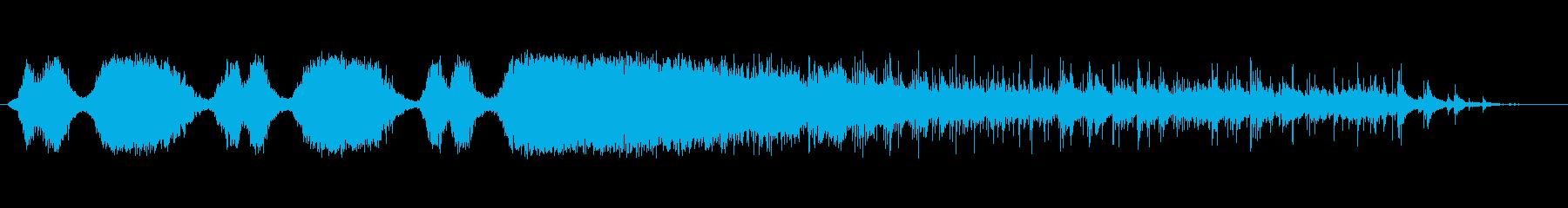 中級スタジオオーディエンス:「ヒッ...の再生済みの波形