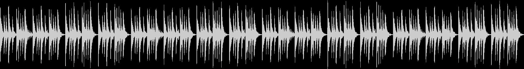 ほのぼの まったり トークBGMや映像にの未再生の波形