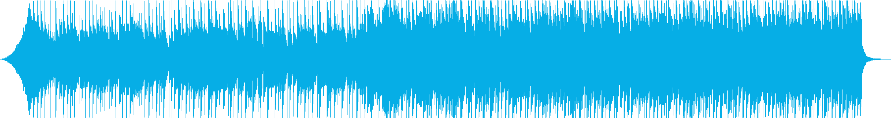 企業VP・希望・エレクトロ 60秒版の再生済みの波形