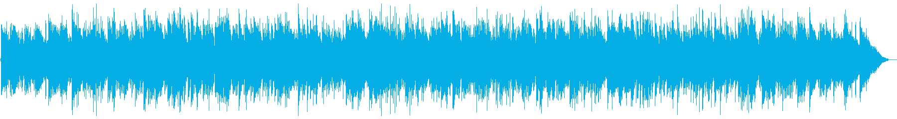 Light and clean acoustic sound's reproduced waveform