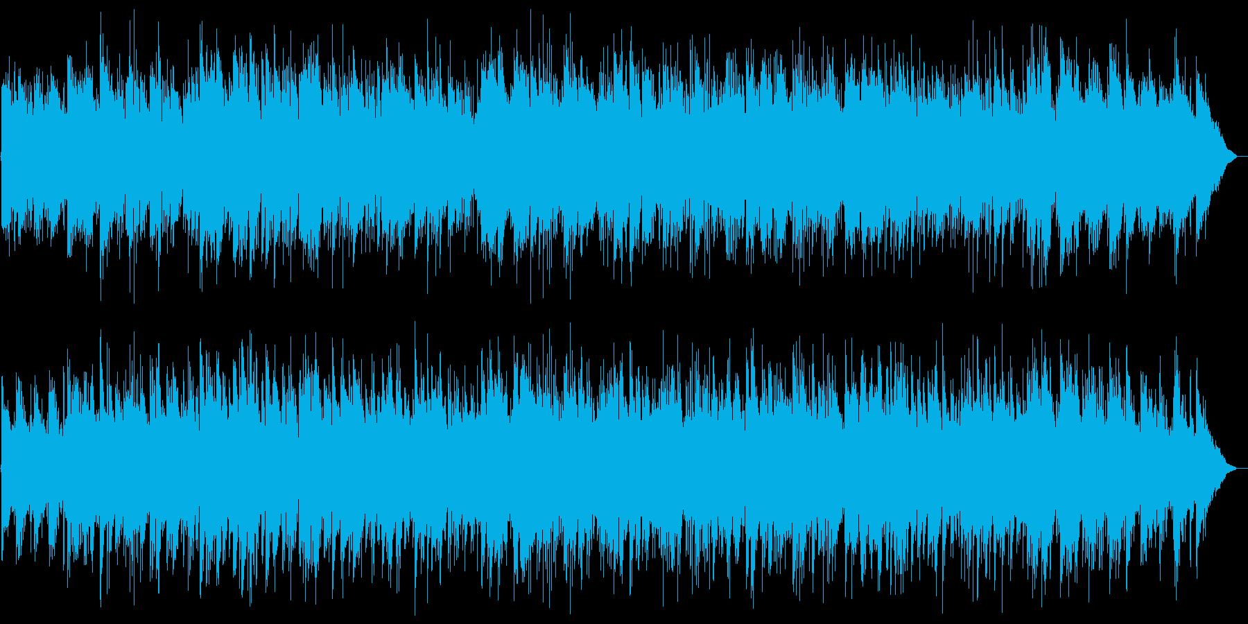 軽やかで清らかなアコギサウンドの再生済みの波形