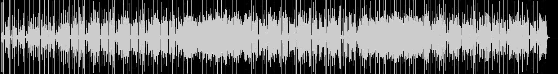 わくわく楽しい キュートなファンクポップの未再生の波形