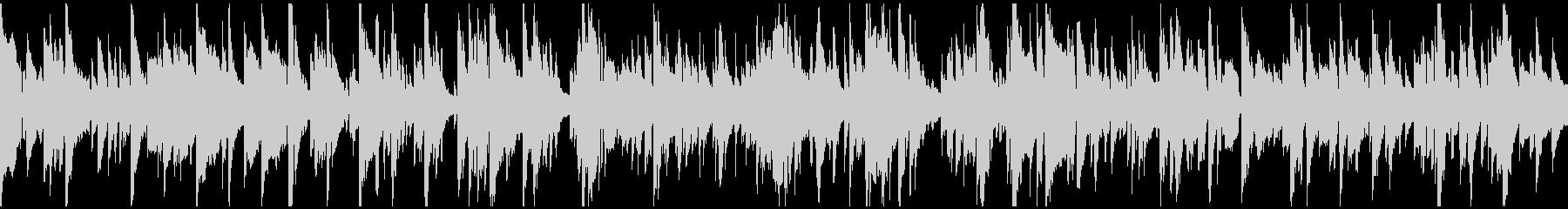 ムードある素敵なジャズバラード※ループ版の未再生の波形