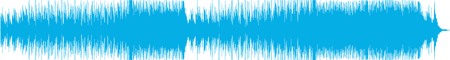 ビンテージ背景の再生済みの波形