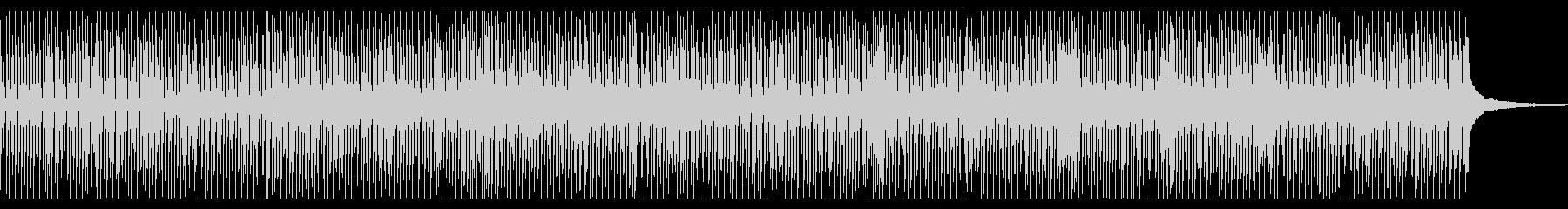 【メロディ抜き】明るく朗らかなコンセプトの未再生の波形