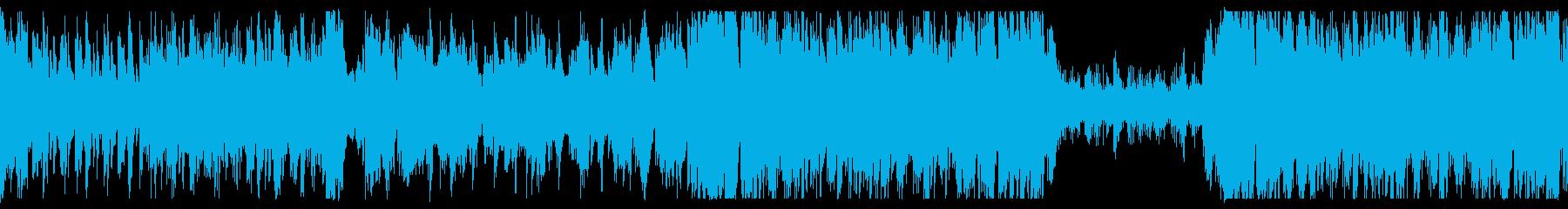 【ループ版】オーケストラ・エピ…冒険の再生済みの波形