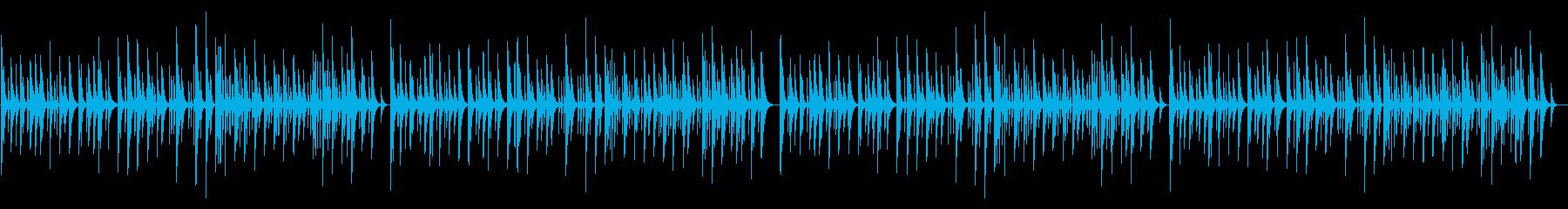 ピクニック 木琴アンサンブルの再生済みの波形