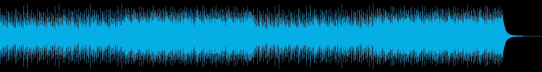 企業VPやCMに 切ない ピアノ ギターの再生済みの波形