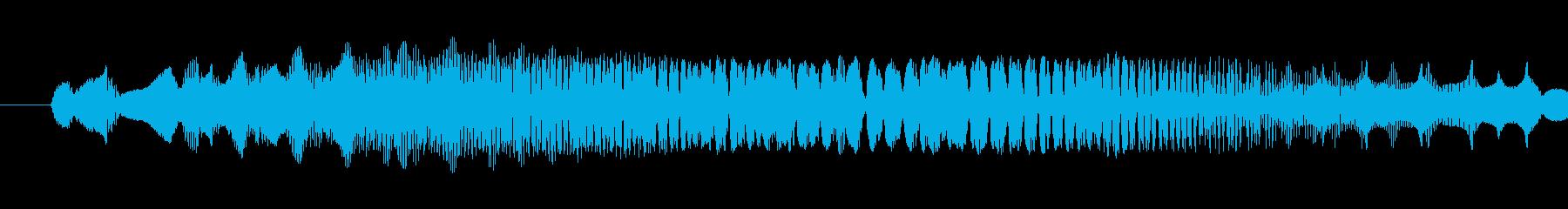 SciFi EC01_89_8の再生済みの波形