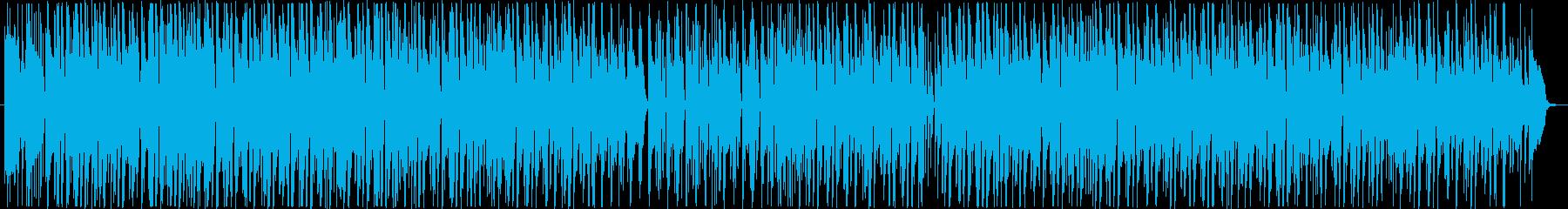 アイランド-カリブ-スチールドラム...の再生済みの波形