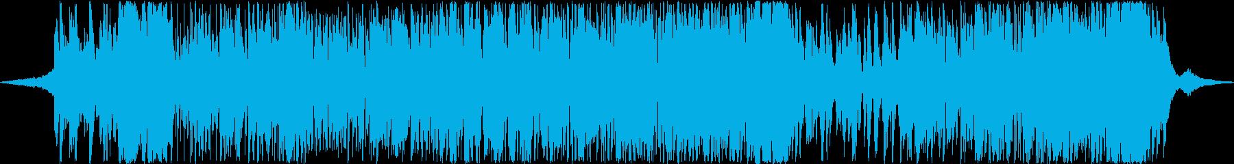 オルタナティブポップ、男性リードボ...の再生済みの波形
