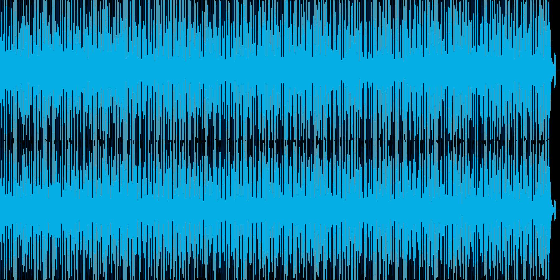 Jazz Hip Hopの再生済みの波形