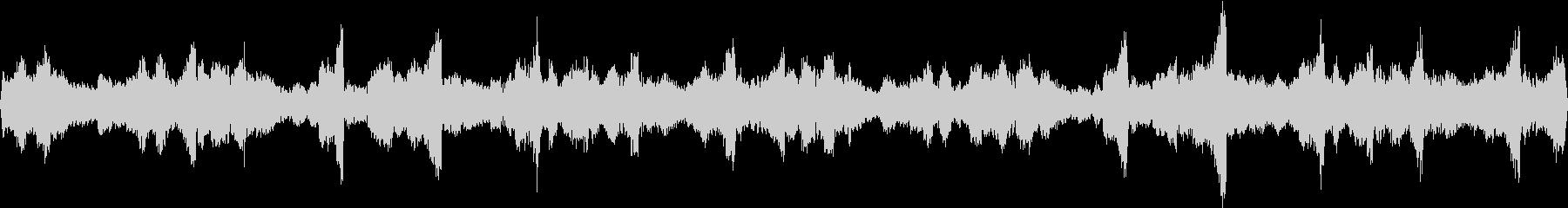 チル系エレクトロBGM02の未再生の波形