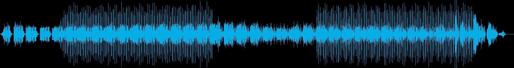劇伴 けだるいミニマルアシッドテクノ の再生済みの波形