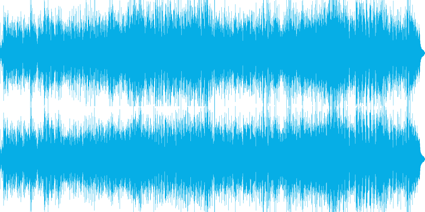 Extentionの再生済みの波形