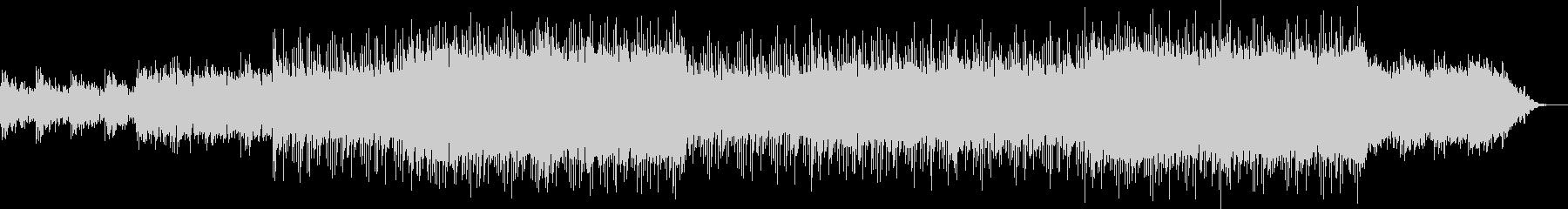 パワフルドラムのシンセロックの未再生の波形