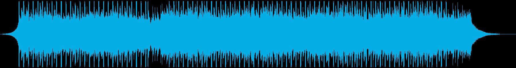 企業の動機(ショート1)の再生済みの波形