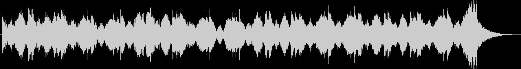 シネマティック01・壮大・ハリウッドS1の未再生の波形