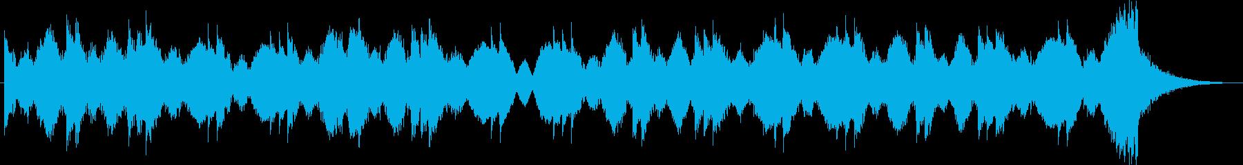 シネマティック01・壮大・ハリウッドS1の再生済みの波形