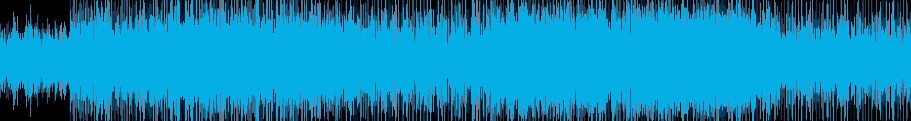 ブレイクビーツ 実験的な フューチ...の再生済みの波形