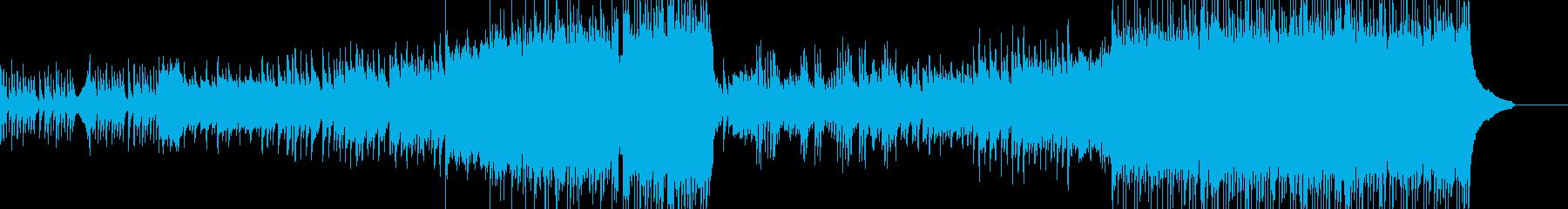 ハープとアコギ・儚い演出・涙シーン B2の再生済みの波形