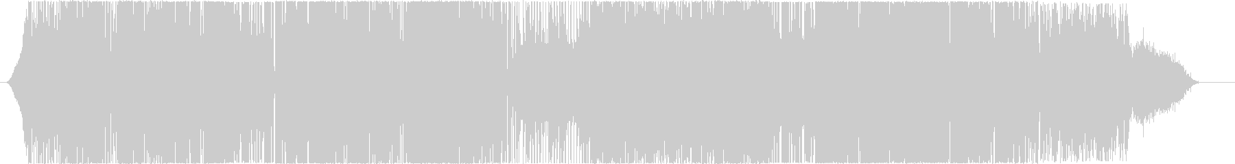Devineの未再生の波形