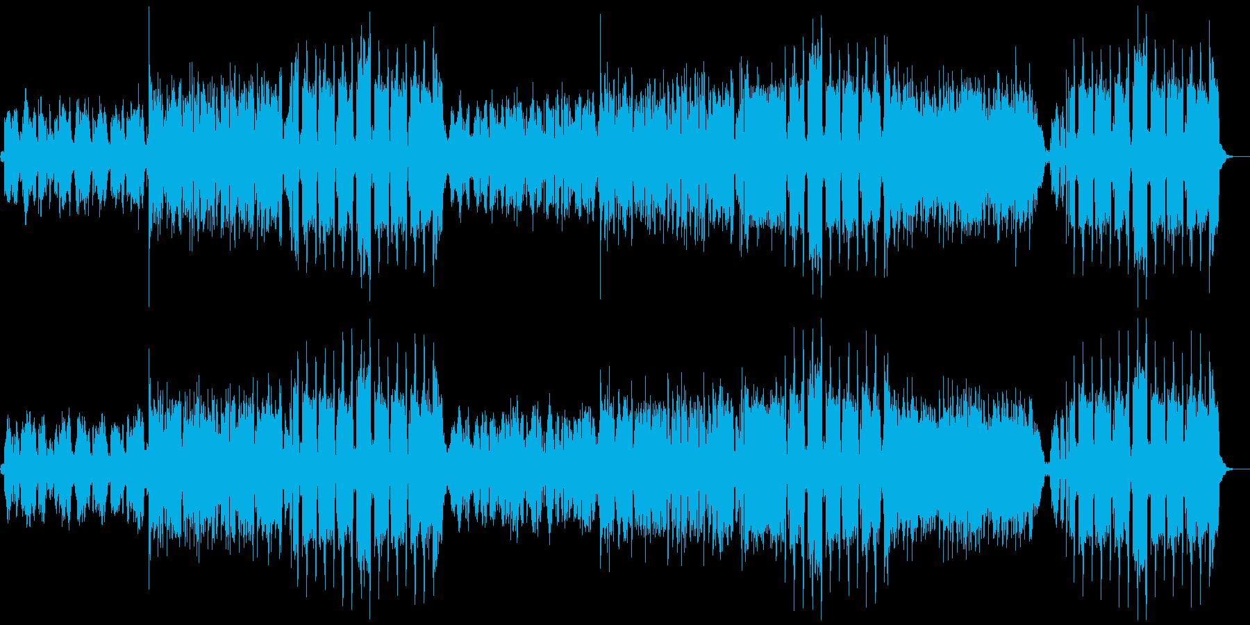 切ないFutureBass(チェンスモ)の再生済みの波形