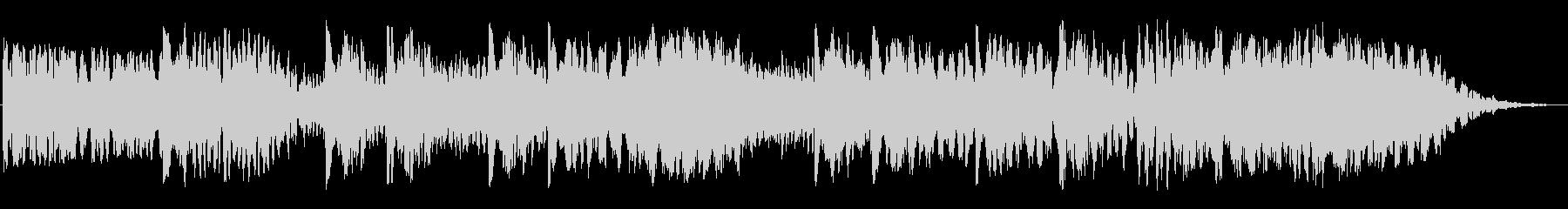 ソナーマーチSci Fiバンパーの未再生の波形
