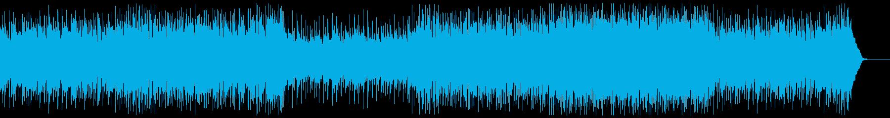 ほのぼのした日常・ウクレレポップの再生済みの波形