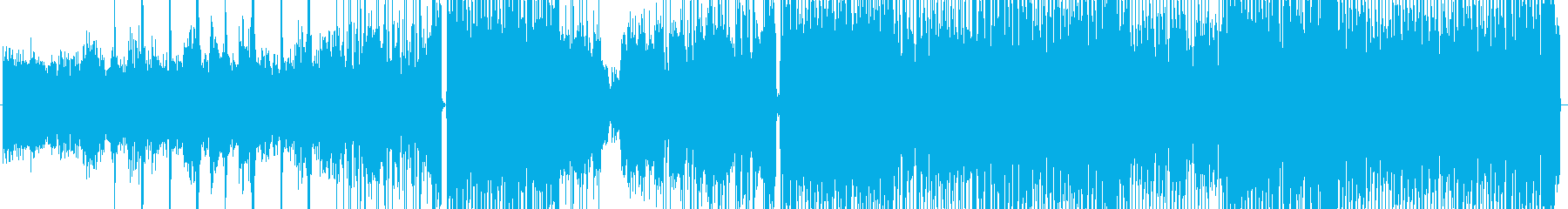 Escapeの再生済みの波形