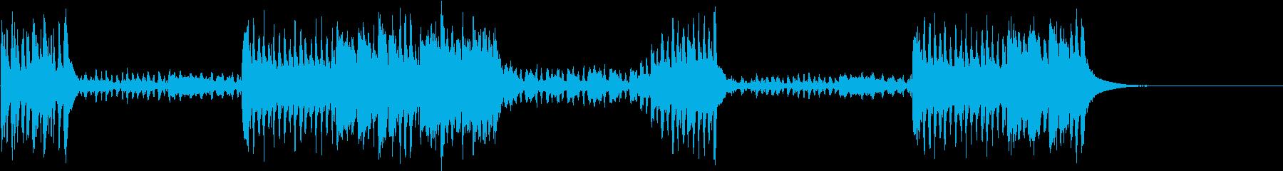 ラデツキー行進曲 クラシック定番曲の再生済みの波形