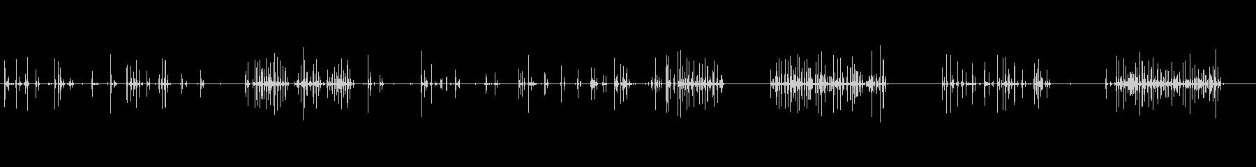 コンピューターのキーボード、タイピ...の未再生の波形