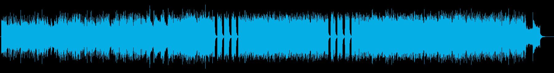 DARKROCK POWER 318の再生済みの波形
