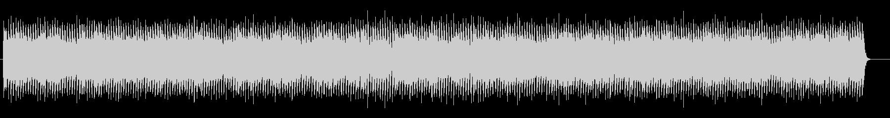 ストリングスによる壮大なポップスの未再生の波形